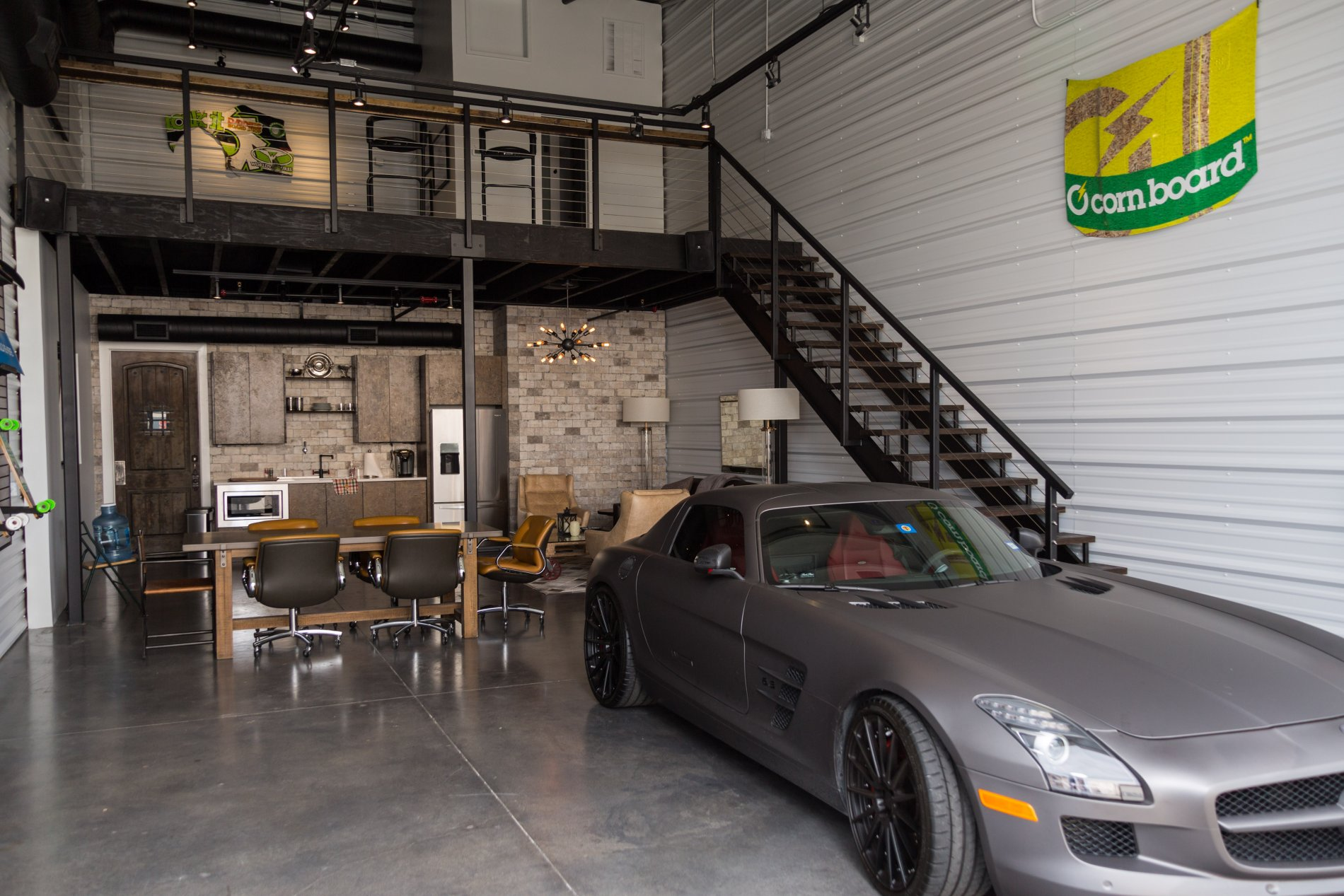 Man Cave Garage Houston : Ultimate garage man cave garages of texas
