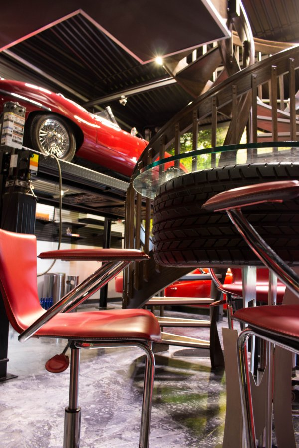 car collector homes plano