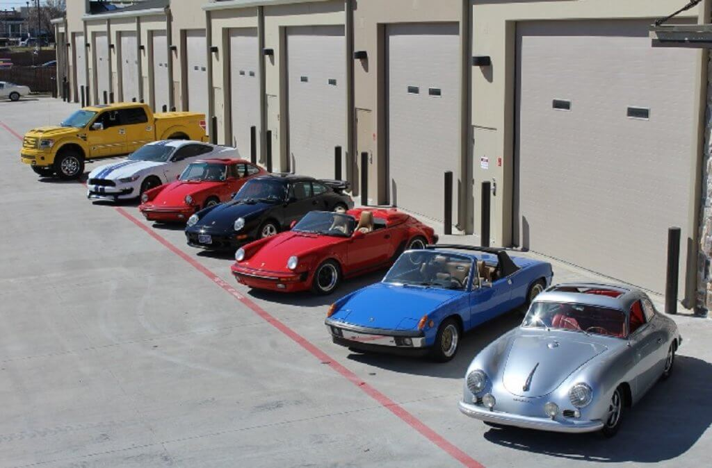 Garages Of Texas: Locate A Car Condo For Sale