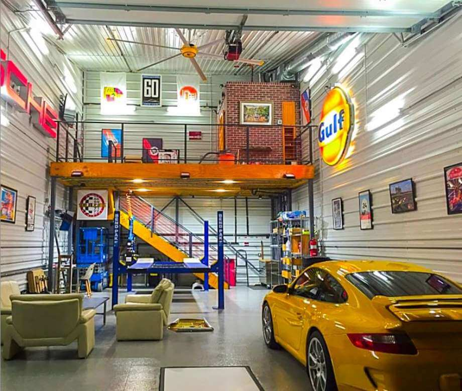 How To Create The Ultimate Man Cave: Garages Of Texas